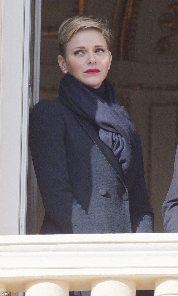 摩纳哥夏琳王妃(图片来源于popsugar)