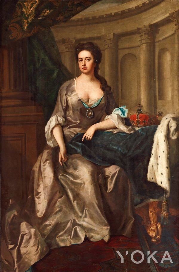 英国安妮公主(图片来源于Bukowskis)