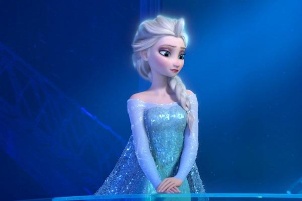 还在羡慕《冰雪奇缘》艾莎的发量?不是每个人都能享受公费植发的好吧…