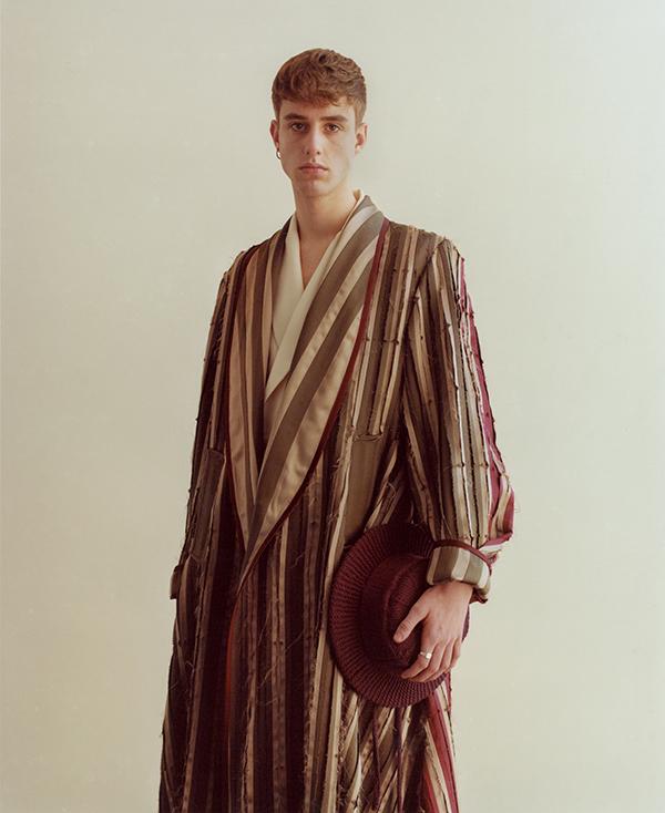 Alexander McQueen呈献面向未来设计师的面料捐赠项目