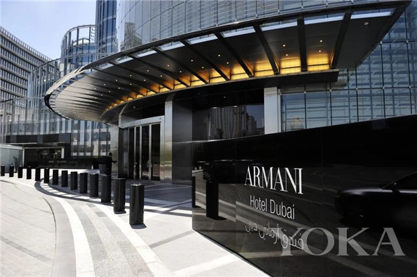 Armani酒店(图片来源于Booking)