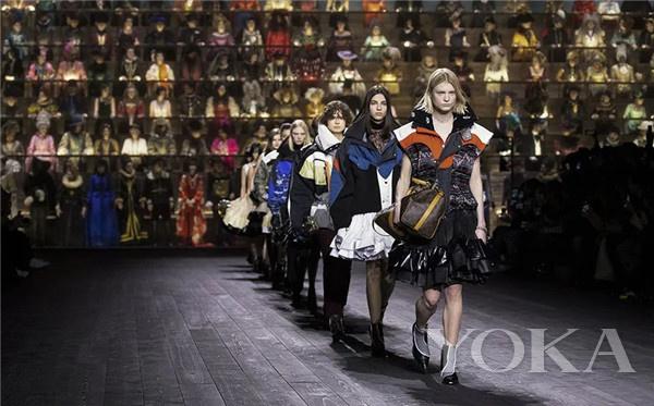 与「仙女姐妹花」探店,时装周有多少品牌回归T台?