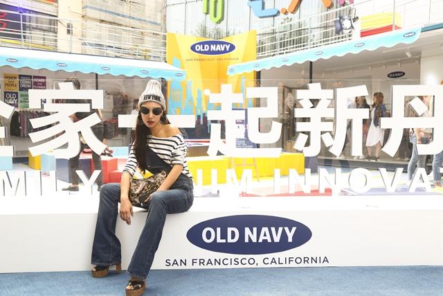 全家一起新丹宁 Old Navy 2016新丹宁强势来袭