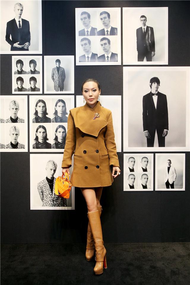 Dior Homme2017春季Black Carpet 系列发布