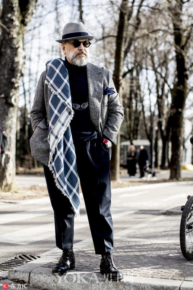 想变男神得从裤子抓起! 搭配大衣你可以这么穿