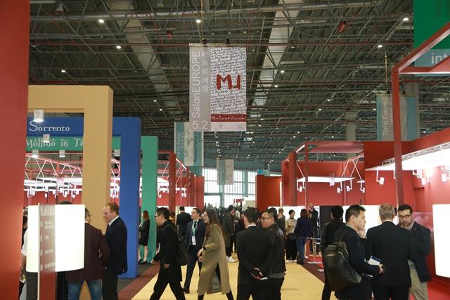 第十一届上海Milano Unica展览会上海开幕