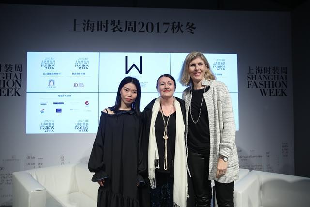 W by WenJun2017 AW上海时装周走秀
