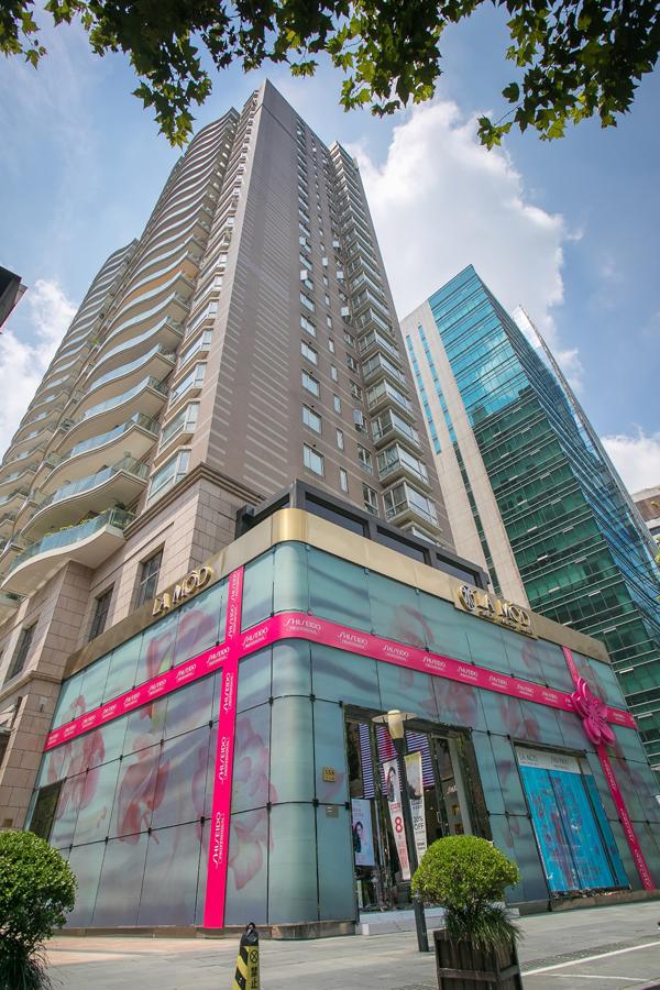 粉色绽放新天地  护理道轻盈丝逸系列上海上市会